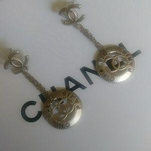 SALE Beautiful Chanel earrings unused authentic